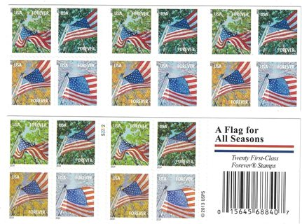 Envelope Come with 2017 Forever Postage Stamps Roll of 100 (Roll of 100)