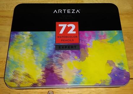 Arteza 72 Watercolor Pencils Set - FREE SHIPPING!