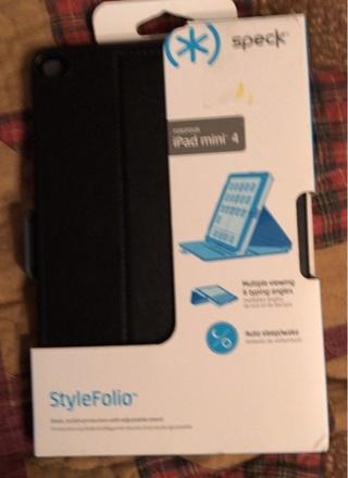 Speck iPad mini 4 StyleFolio