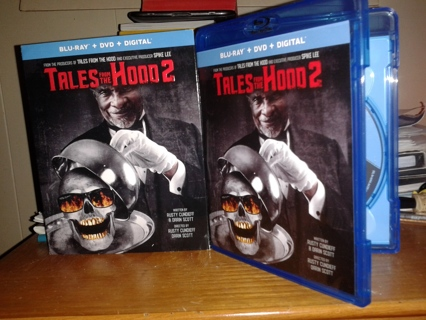Tales From The Hood 2 DVD + Blu-ray