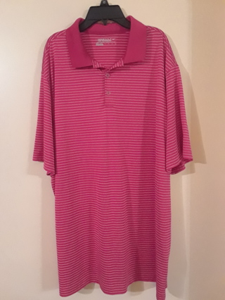 Men's Short Sleeve Nike Golf Polo Shirt Size XXL