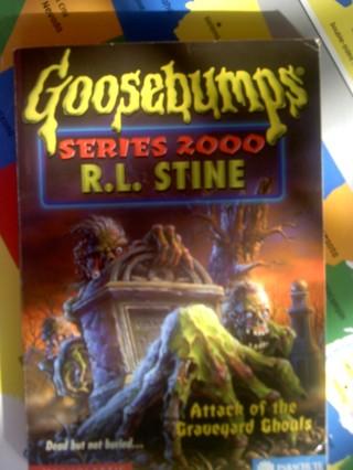 Goosebumps , Attack of the Graveyard Ghouls