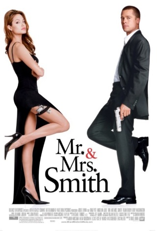 Mr. And Mrs. Smith DVD