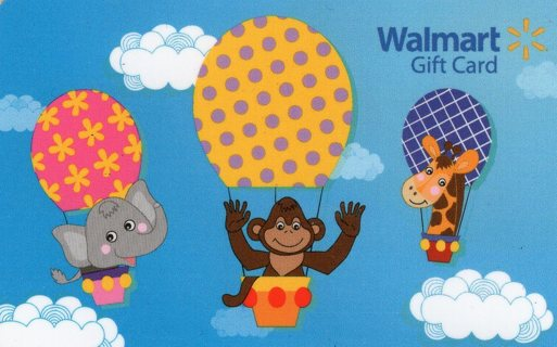 $15.00 Walmart gift card !!! You get the actual card !!