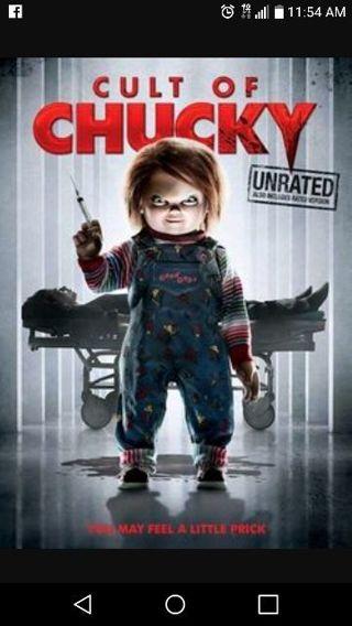 Cult of Chucky HD Vudu ultraviolet code