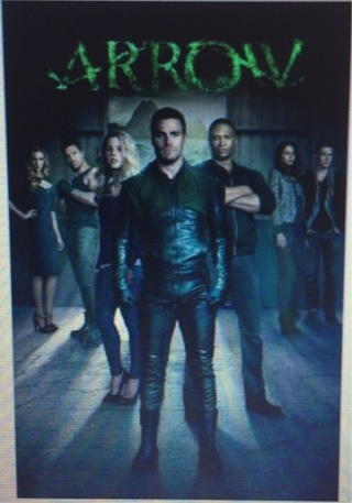 Arrow Season 2 UV code