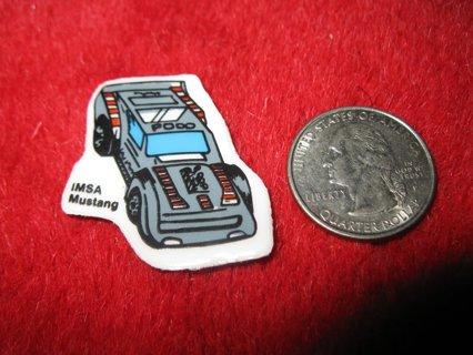 1980's Matchbox Off Road 4x4's Refrigerator Magnet: IMSA Mustang