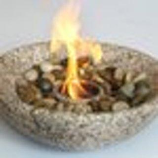 How to create a east homemade fire bowl