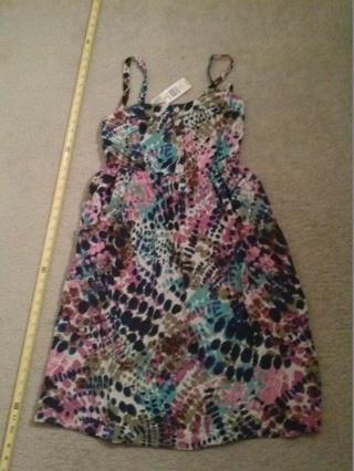 1 NWT TORRID DRESS