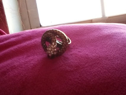 snake adjustable ring