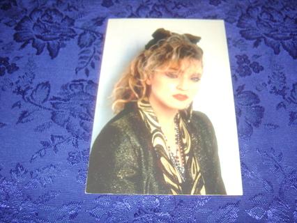 Madonna Post Card