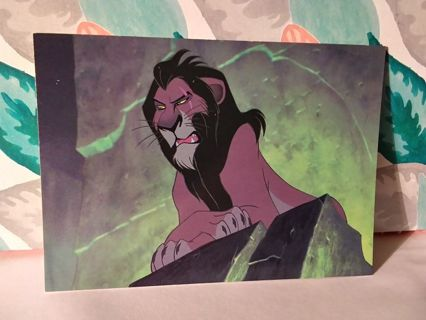 The Lion King Trading Card