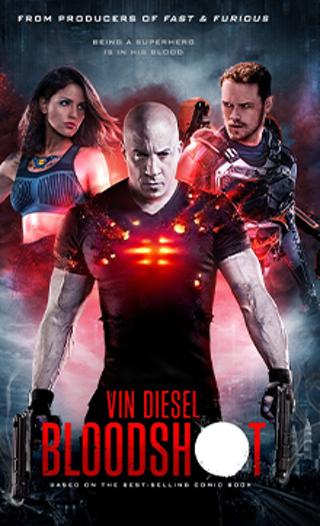 Bloodshot (2020) HD Movies Anywhere