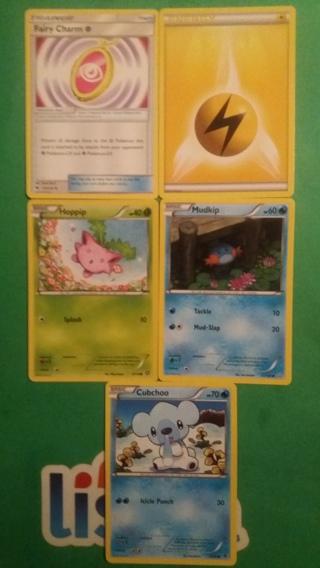 mixed pokemon cards free shipping