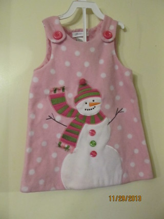 CHRISTMAS JUMPER~TODDLER SIZE 3T