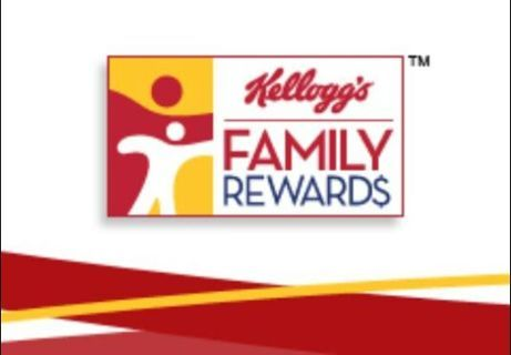 (2) KELLOGGS FAMILY REWARD CODE
