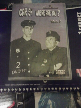 Car 54 Where Are You DVD