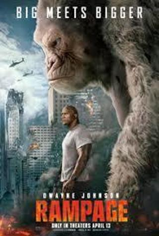 RAMPAGE UltraViolet HD or iTunes