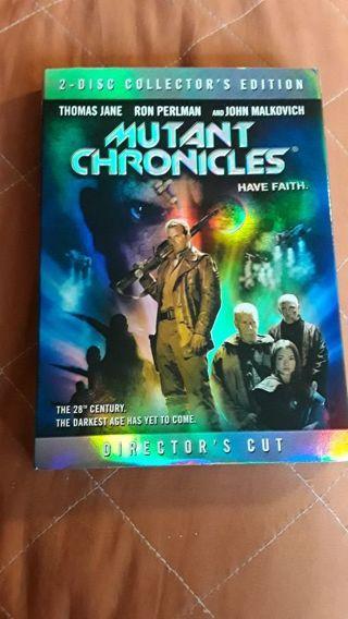 Mutant chronicles dvd