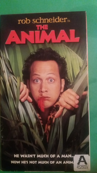 vhs the  animal free shipping