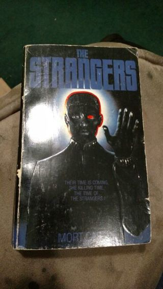 The Strangers by Mort Castle (paperback)