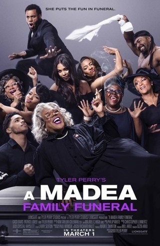 A Madea Family Funeral PG-13 · 2019 · 1hr 49min · Comedy HD DIGTIAL CODE
