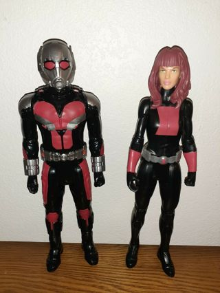 Marvel Ant Man Action Figures 11.5 Inches Marvel 2017 & 2015