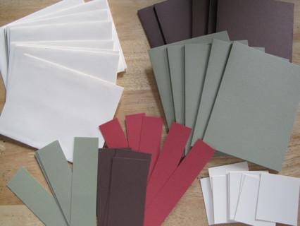 Handmade Card Making Kit Scrapbooking