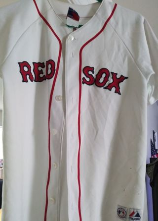 Schilling Red Sox Jersey