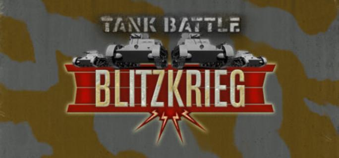 Tank Battle: Blitzkrieg (Steam Key)