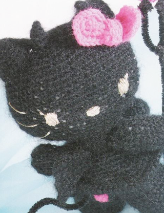Free Kawaii Devil Hello Kitty Crochet Pattern Crochet Listia