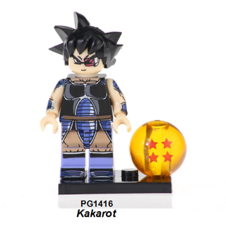 Dragon Ball Z Kakarot Building Blocks Kids Toys Collection