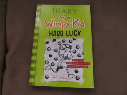 Diary Of A Wimpy Kid Hard Luck Pictures From Book