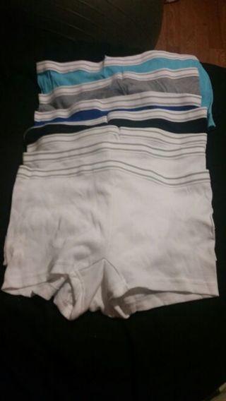 Ladies boxer brief underwear