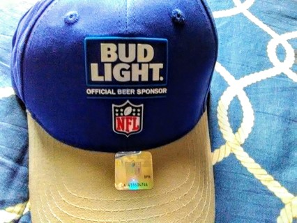 Bud Light NFL Cap - New