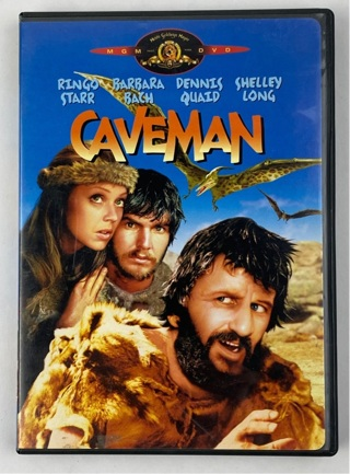 ✯Caveman (1981) DVD ~ Out Of Print ~ FREE SHIPPING✯