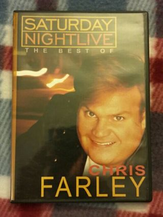 Saturday Night Live: The Best Of Chris Farley DVD