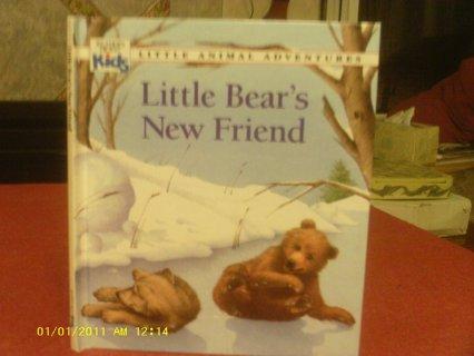 """""""Little Bears New Friend""""  Readers Digest"""