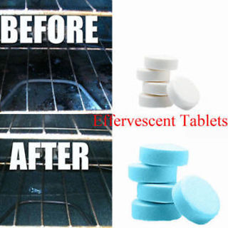 10PCS Multifunctional Effervescent Spray Cleaner Tablets Cleaning Tool New