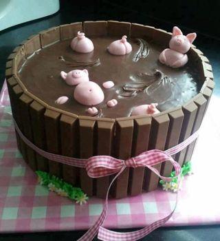 CHOCOLATE COOKIE MUD CAKE RECIPE