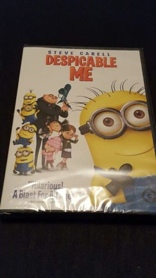 Brand !NEW! Despicable Me DVD