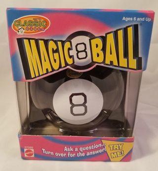 Brand New Magic 8 Ball!