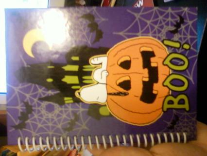 ITS THE GREAT PUMPKIN CHARLIE BROWN Spiral Notebook