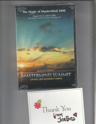 MasterMind Summit: Living Life Without Limits 2008 Brian Buffini & Company AUDIO CD Set NEW SEALED
