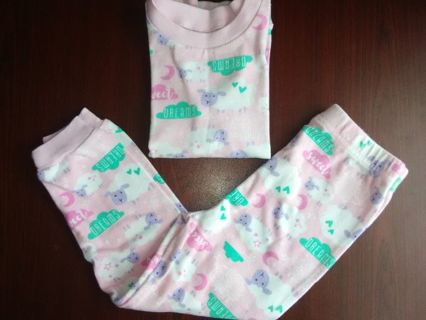 NWOT Toddler Girls Pajamas