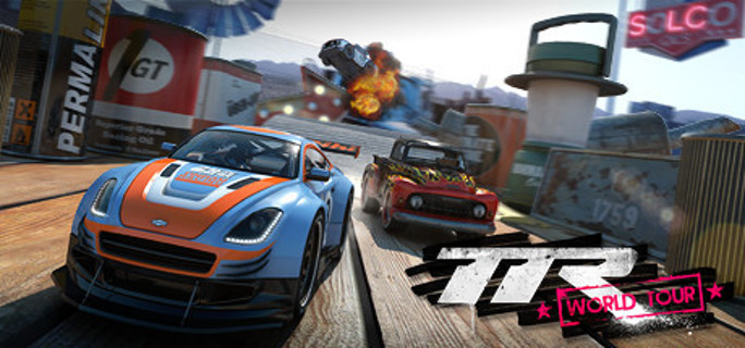 Table Top Racing: World Tour [Steam Key]