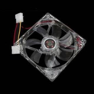 120 mm 4 Pin Blue LED Light CPU Cooler Cooling Fan Computer CPU Cooler