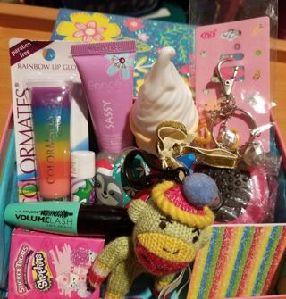 Another box full of all new FUN ITEMS!!!