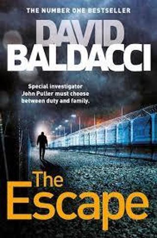 THE ESCAPE (John Puller #3)by David Baldacci(HB/DJ-VGC/1st ED) #LLP40lh