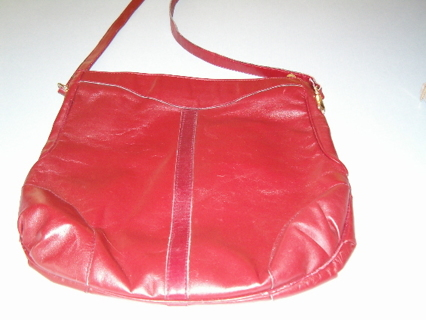 Nordstrom purse, genuine leather, made in Italy